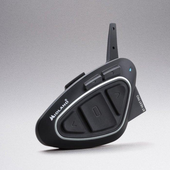 Interfono Midland Bt Next Pro-single Ultra Range