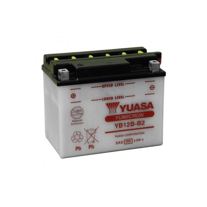Batteria Yuasa Yb12b-b2 12v. / 12ah.