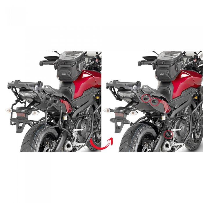 Givi Plr2122 Portav.laterale Yamaha Mt-09 Tracer Nd