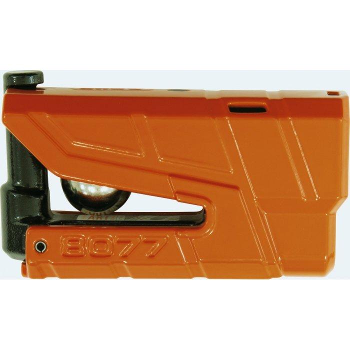 Blocca Disco Con Allarme Abus Granit Detecto X-plus 8077 Orange