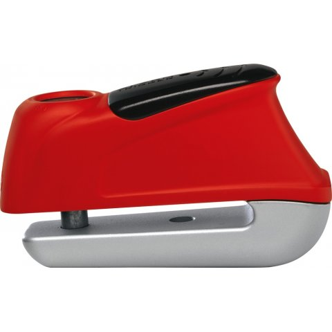 Blocca Disco Con Allarme  Abus Trigger Alarm 350 Red