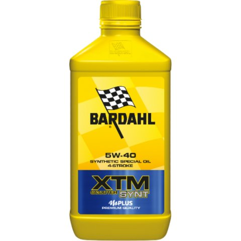 Olio Bardahl Xtm Scooter Synt 4t 5w40 Conf. 1 Lt