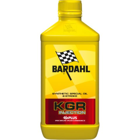 Olio Bardahl Kgr Injection Moto 2t Conf. 1 Lt