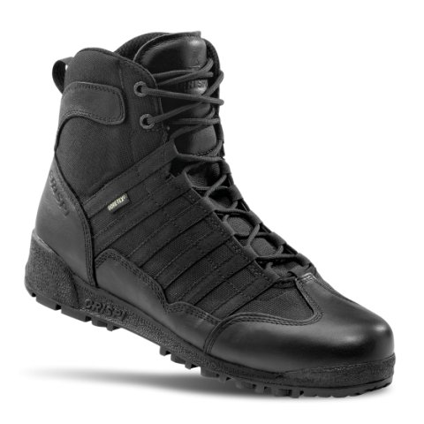 Stivaletto Goretex Crispi Swat Urban Gtx New Nero