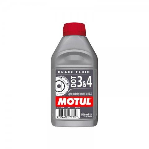 Motul Dot 3&4 0,500l 100%sintetico Freni E Frizioni