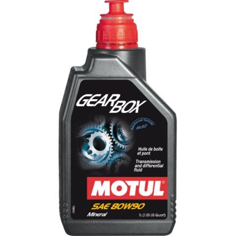 Motul Gearbox 80w-90 1l Minerale Cambi E Differenziali Senza Autobloccan