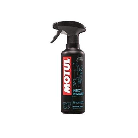 Motul E7 - Insect Remover 0,400l Pulitore Per Tracce Di Insetti E Residu