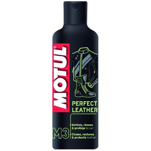 Motul M3 - Perfect Leather 0,250l Pulitore Per Tutti I Capi In Pelle