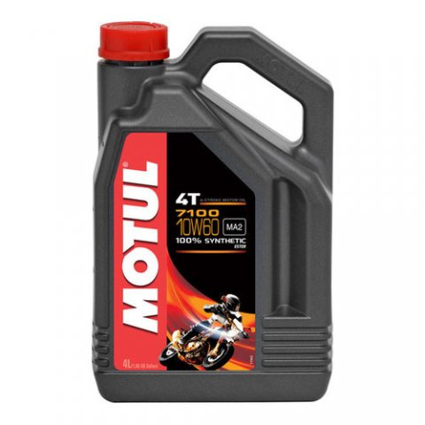 Motul 7100 10w-60 4l 100%sintetico