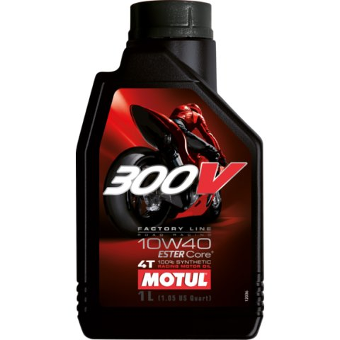 Motul 300v Fl Road Racing 10w-40 1l