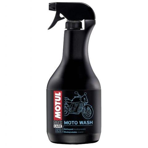 Motul E2 - Motowash 1l Detergente Concentrato Per Tutte Le Superfici