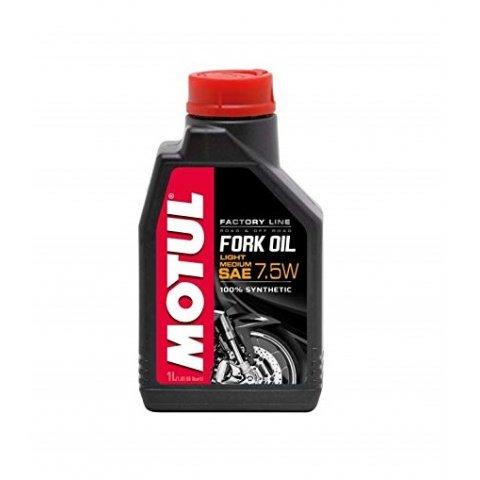 Motul Fork Oil Fl Light/medium 7,5w 1l 100%sintetico Olio Forcelle