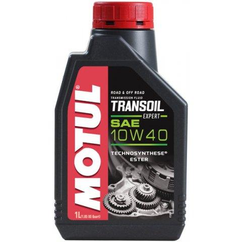 Motul Transoil Expert 10w-40 1l Technosynthese Per Frizioni A Bagno D'ol