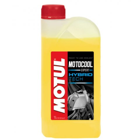 Motul Motocool Expert 1l Hoat Refrigerante Colore Giallo -37â°c/+135â°c