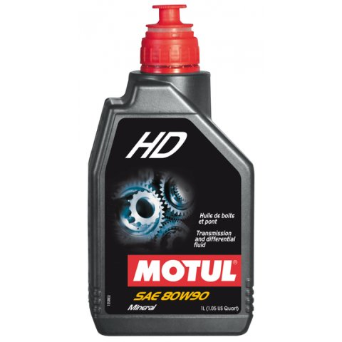 Motul Hd 80w-90 1l Minerale Cambi E Differenziali