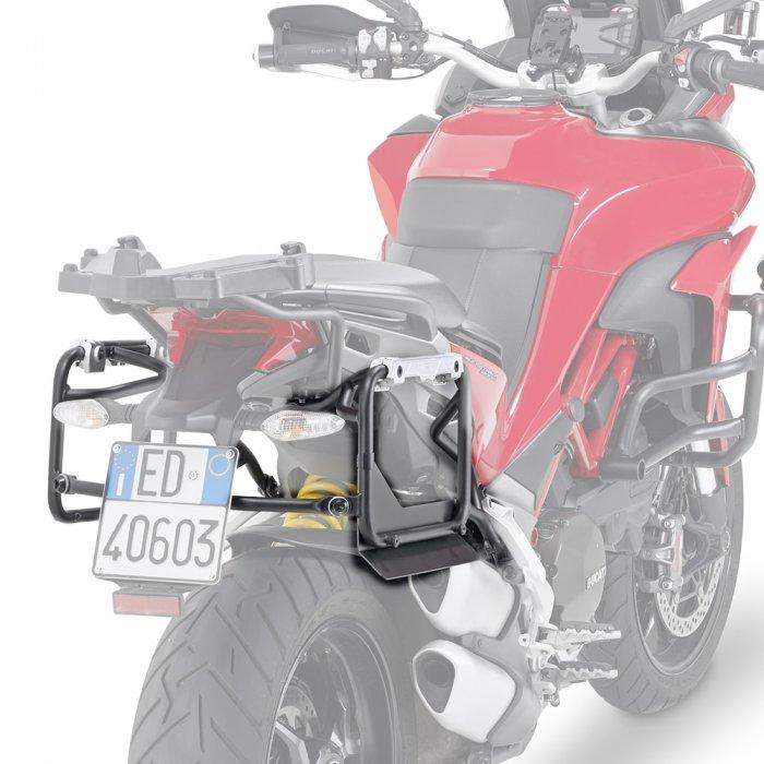 Givi Plr7406cam Portav Laterale Ducati Multistrada Nd