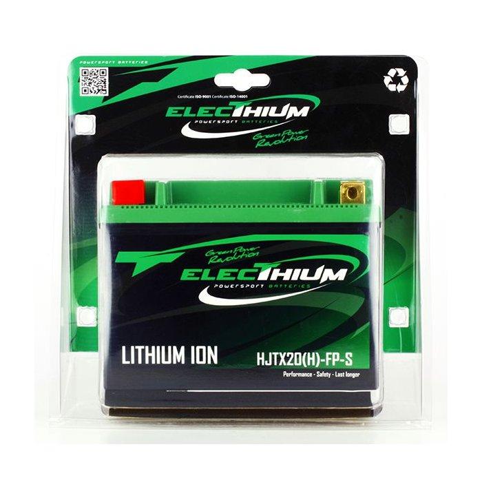 Batteria Litio Electhium Hjtx20(h)-fp-s