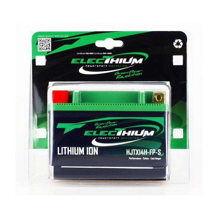 Batteria Litio Electhium Hjtx14h-fp-s