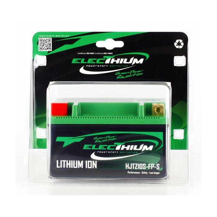 Batteria Litio Electhium Ytz10s-bs / Hjtz10s-fp-s