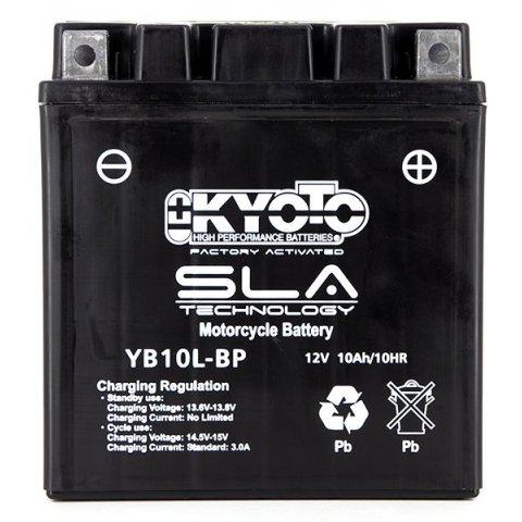 Batteria Moto Kyoto Yb10l-bp - Sla Agm