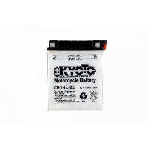 Batteria Moto Kyoto Yb14l-b2