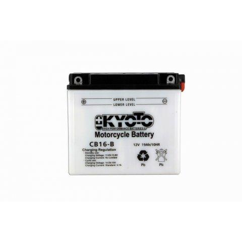 Batteria Moto Kyoto Yb16-b