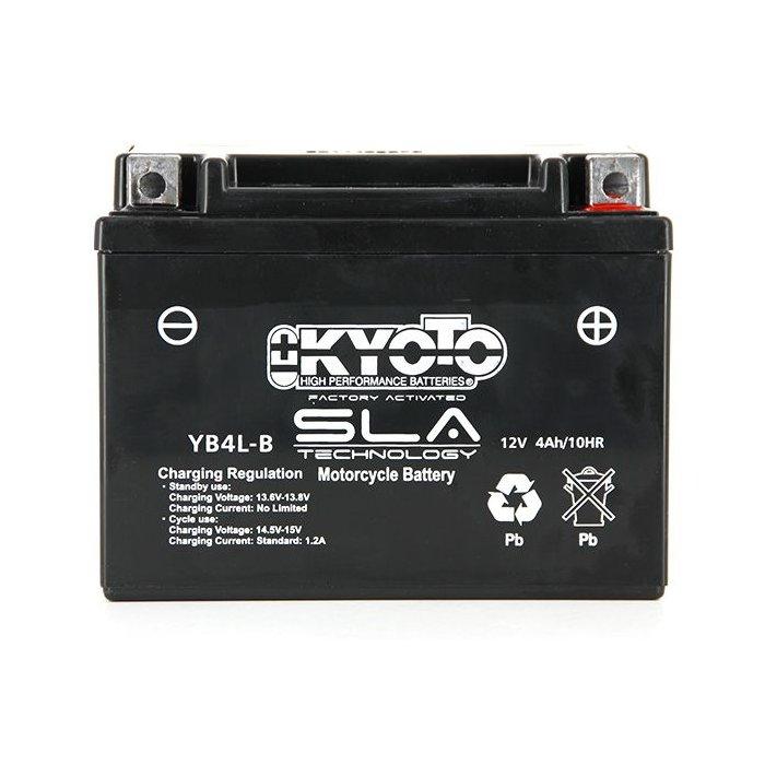 Batteria Moto Kyoto Yb4l-b Sla Agm