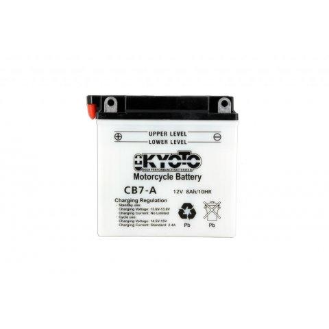 Batteria Moto Kyoto Yb7-a