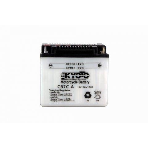 Batteria Moto Kyoto Yb7c-a