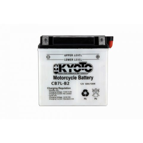 Batteria Moto Kyoto Yb7l-b2