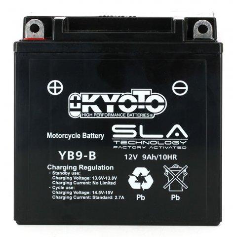 Batteria Moto Kyoto Yb9-b - Sla Agm