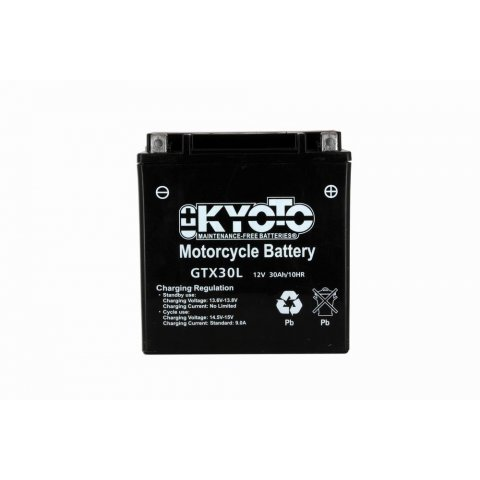 Batteria Moto Kyoto Yix30l Senza Manut Agm