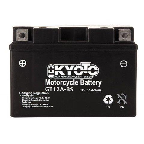 Batteria Moto Kyoto Yt12a-bs Senza Manut Acido