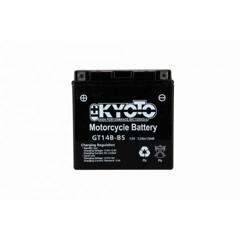 Batteria Moto Kyoto Yt14b-bs Senza Manut