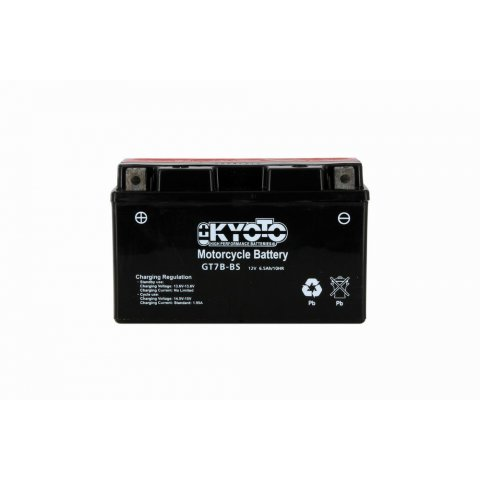 Batteria Moto Kyoto Yt7b-bs Senza Manut