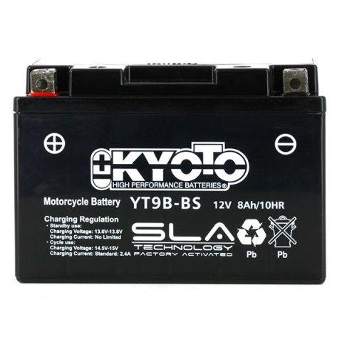 Batteria Moto Kyoto Yt9b-bs - Sla Agm