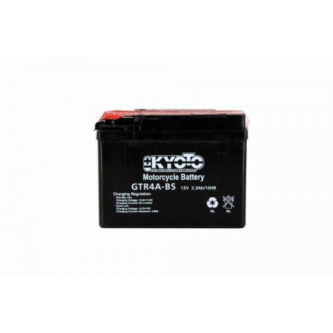 Batteria Moto Kyoto Ytr4a-bs Senza Manut Acido