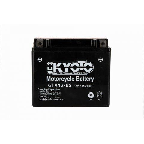 Batteria Moto Kyoto Ytx12-bs - Senza Manut Acido