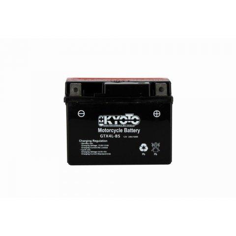 Batteria Moto Kyoto Ytx4l-bs Senza Manut Acido