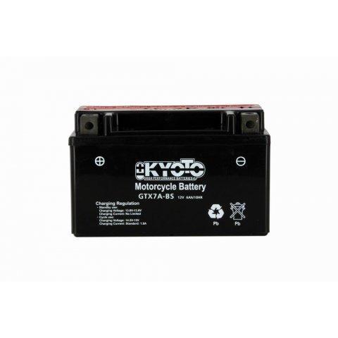 Batteria Moto Kyoto Ytx7a-bs - Senza Manut Acido