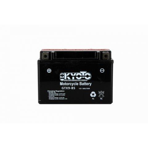 Batteria Moto Kyoto Ytx9-bs -senza Manut. Acido