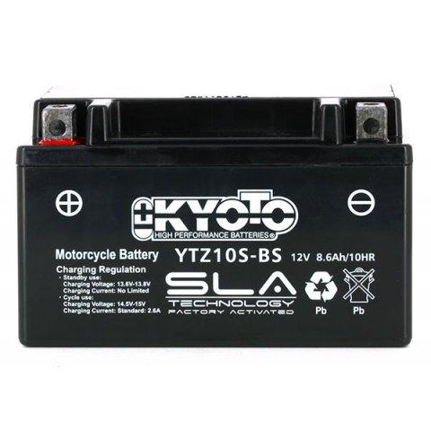 Batteria Moto Kyoto Ytz10s-bs - Sla Agm