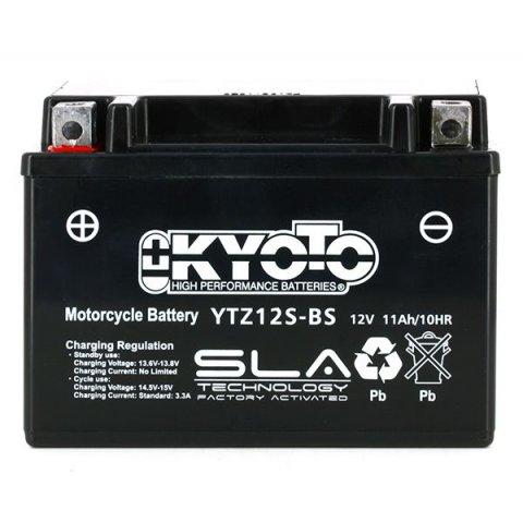 Batteria Moto Kyoto Ytz12s-bs - Sla Agm