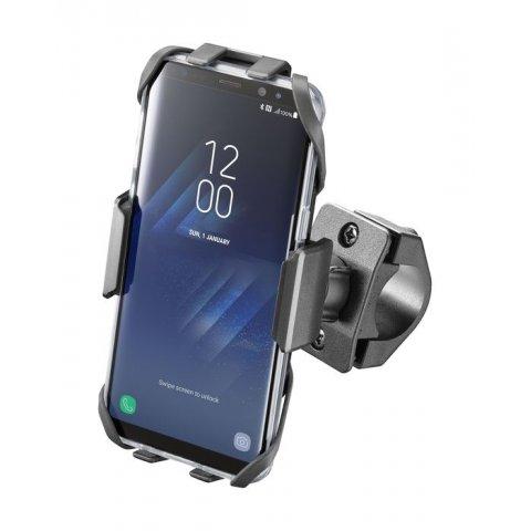 Supporto Moto Cellularline Universale Attacco A Tubolare Motocrab