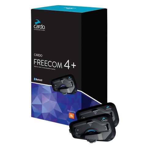 Cardo Freecom 4+ Duo Conference Audio Jbl Pack Doppio