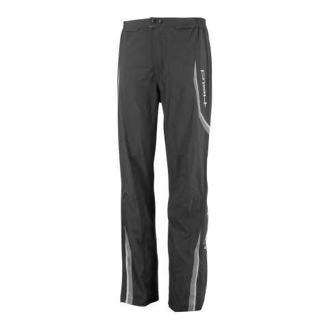 Pantalone Antipioggia Stretch Held Rainblock Base Nero Bianco