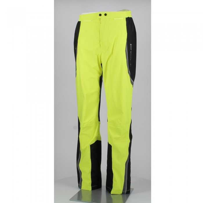 he6671.58-hd-0000.jpg| PANTALONE ANTIPIOGGIA STRETCH HELD RAINBLOCK BASE GIALLO FLUO NERO
