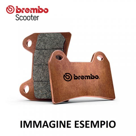 Set Pasticche Brembo 07056xs Sint. Scooter E Maxi Scooter Nd