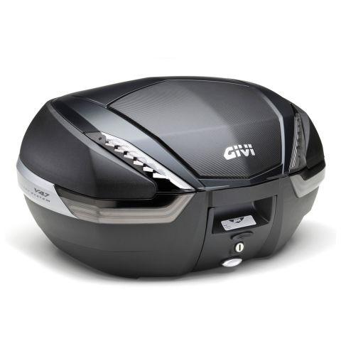 Givi Bauletto V47 Tech Monokey Nero Cod. V47nnt