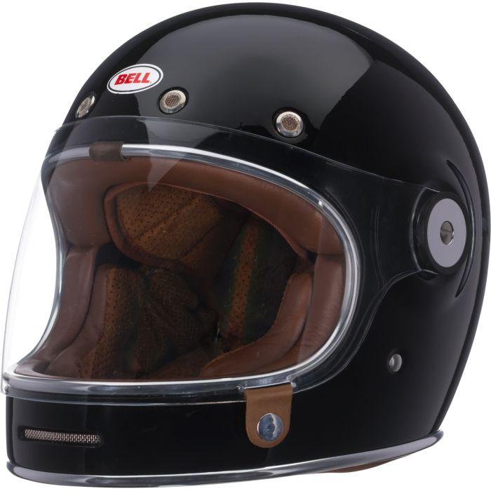 Casco Integrale Bell Bullitt Dlx Solid Gloss Black